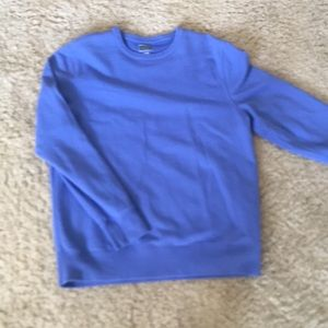 Men's J Crew Sweatshirt periwinkle Blue